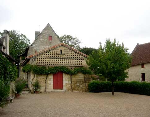 La Devinière - Maison (peut-être) natale de Rabelais