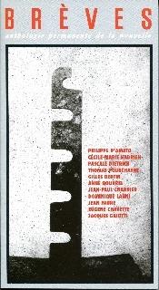 Revue Brèves n°95 - Gilles Bertin - Quelque chose est mort