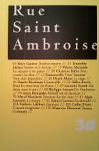«Dans les deux bras du fleuve» dans Rue Saint Ambroise