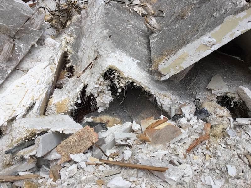 Dechets-demolition