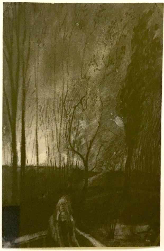 Eugen Gabritschevsky, 1923 - La vie était bruyante et elle est partie